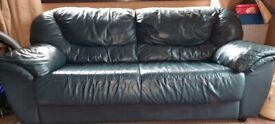 Lovely 3 and 2 seater sofa