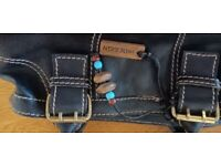 Leather 'Hidesign' handbag