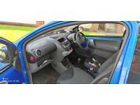 Peugeot, 107, Hatchback, 2010, Manual, 998 (cc), 3 doors