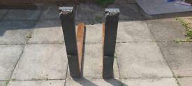Forklift Extension Long Reach Forks ( Complete )