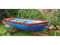 "10' 4"" Dinghy/ fishing boat"