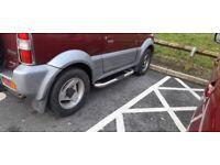 """4 Suzuki Jimny 15"""" alloy wheels"""