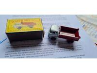 Collectible Matchbox 3 Bedford tipper