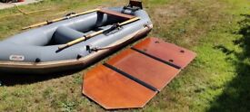Avon redcrest inflatable dinghy/boat/tender - open to offers