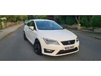 Seat LEON 2016, Manual, 1.4 3 doors White *IMMACULATE CONDITION** Technology pack