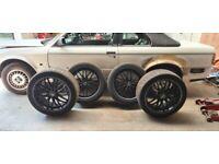 "Renault Trafic Vivaro 19"" Alloy Wheels 5x114.3"