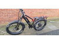eff electric bike*fat tyres* condition is like new*very quick!
