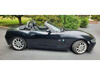 BMW, Z4, Convertible, 2006, Manual, 2497 (cc), 2 doors