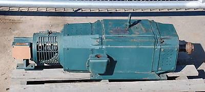 Reliance Dc Motor 5hp 5 Hp 2ka845774-qf B2112atx 180v