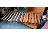 Foldaway Cabinet Bed, £50 no mattress