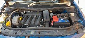 Renault, MEGANE, Hatchback, 2008, Manual, 1390 (cc), 5 doors