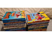 [JOB LOT] Beano and Dandy Annuals 1983 - 2014 [COLLECTION ONLY]