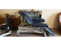 SEERS New electric medical treatment bed