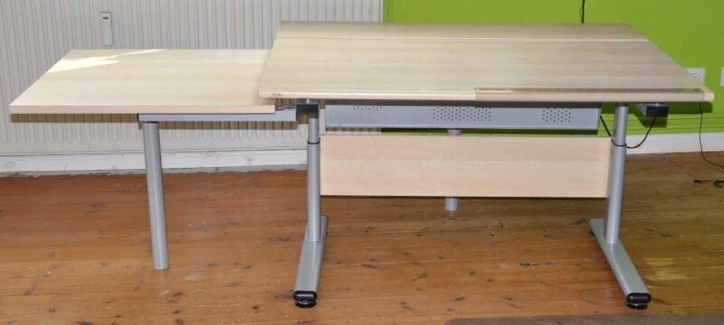 Schreibtisch paidi kinder jugendliche extra gro in for Schreibtisch jugendliche