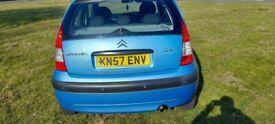 Citroen, C3, Hatchback, 2007, Manual, 1398 (cc), 5 doors