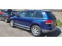 Volkswagen, TOUAREG, 2006, Auto, 2461 (cc), 5 doors