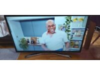 Jvc 40inch smart led 4K UHD HDR. Freeview HD wifi. Great condition