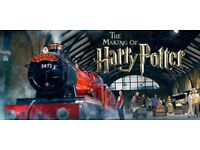 Harry Potter Warner Brother Studio Tour - Ticket + Coach Transport only £75!