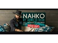 Nahko my name is bear X4 TICKETS. Bristol Fleece SOLD OUT