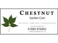 Chestnut Garden Care, York & Surrounding Areas