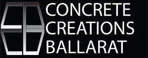 CONCRETE CREATIONS BALLARAT Ballarat Central Ballarat City Preview