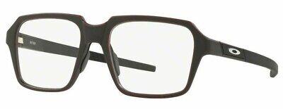 Oakley Rx Eyeglasses Frames OX8154-0354 54-18-138 Miter Satin Brick Red