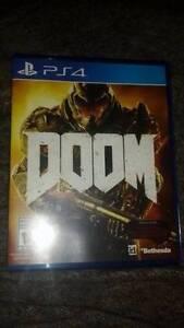 WTS WTT Doom PS4 Keysborough Greater Dandenong Preview
