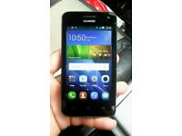 Huawei Y360 **UNLOCKED TO ANY NETWORK SIM**quad core android smartphone