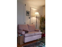 two-seat sofa, perfect, virtually showroom condition, to collect