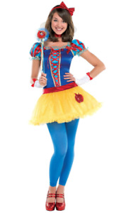 SNOW WHITE COSTUME-TEENS