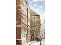 Bank Private Office in EC2V - Serviced, Furnished (optional) | Various sizes available