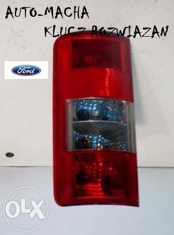 Ford Transit Connect lampa tylna