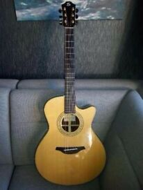 nice acoustic guitar for sale - check the video