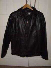 RGA men's jacket size L-post it