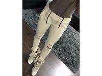 New women's trousers size S-post it