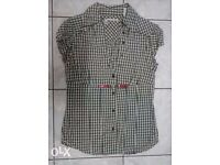 MISS SIXTY women's top/shirt size M-post it