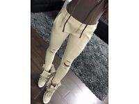 Women's trousers,new,size S/M-post it