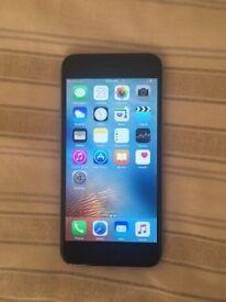 iPhone 6 black 64gb O2