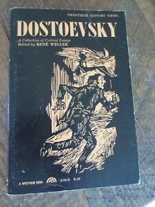 Dostoevsky collection critical essays rene wellek