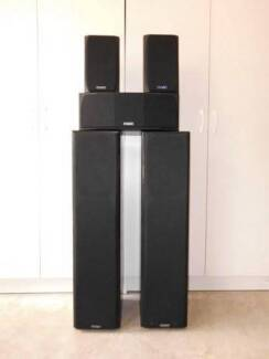 MISSION WHARFEDALE HOME THEATRE SPEAKER SET