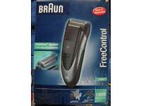 braun freecontrol 1000 series 1775/REMINGTON ESSENTIALS F505 MENS ELECTRIC