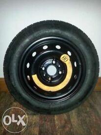 "14"" Space saving Kia Picanto spare wheel 2004-2008"