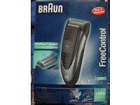 braun freecontrol 1000 series 1775/REMINGTON ESSENTIALS F505 MENS ELECTRIC MAINS