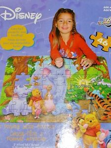 ✪ WINNIE THE POOH AND FRIENDS - Poster Size Puzzle Oakville / Halton Region Toronto (GTA) image 2