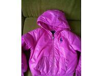 Girls 8-10 y Jacket Ralph Lauren