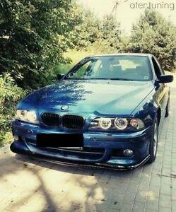 BMW E39 M5 M-PACKAGE SPOILER HAMANN SPLITTER FOR FRONT BUMPER TUNING NEW !!! - <span itemprop=availableAtOrFrom>Lódz, Polska</span> - Zwroty są przyjmowane - Lódz, Polska