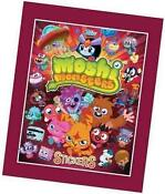 Moshi Monsters Sticker Packs