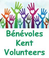 Bénévoles pour le comté de Kent
