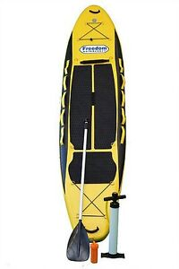 NEW INFLATABLE STAND UP PADDLE BOARD