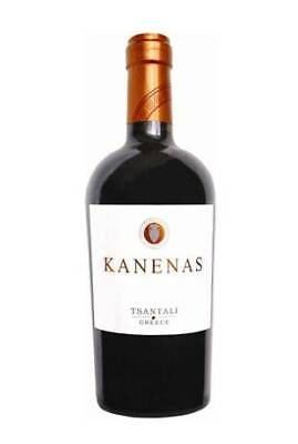 Kanenas Rot Wein Syrah Mavroudi 2018 Tsantali 750ml 13% vol Red Wine Greek